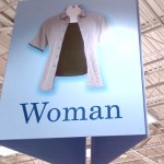 "Here we go.  Oh wait.  What's this?  Singular and not possessive?  It seems more like Meijer is yelling ""WOMAN!"" like some sexist jerk.  For shame, Meijer, for shame."