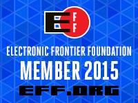 Become an EFF member!